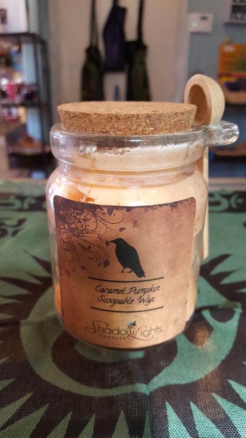 Caramel Pumpkin Scoopable Wax