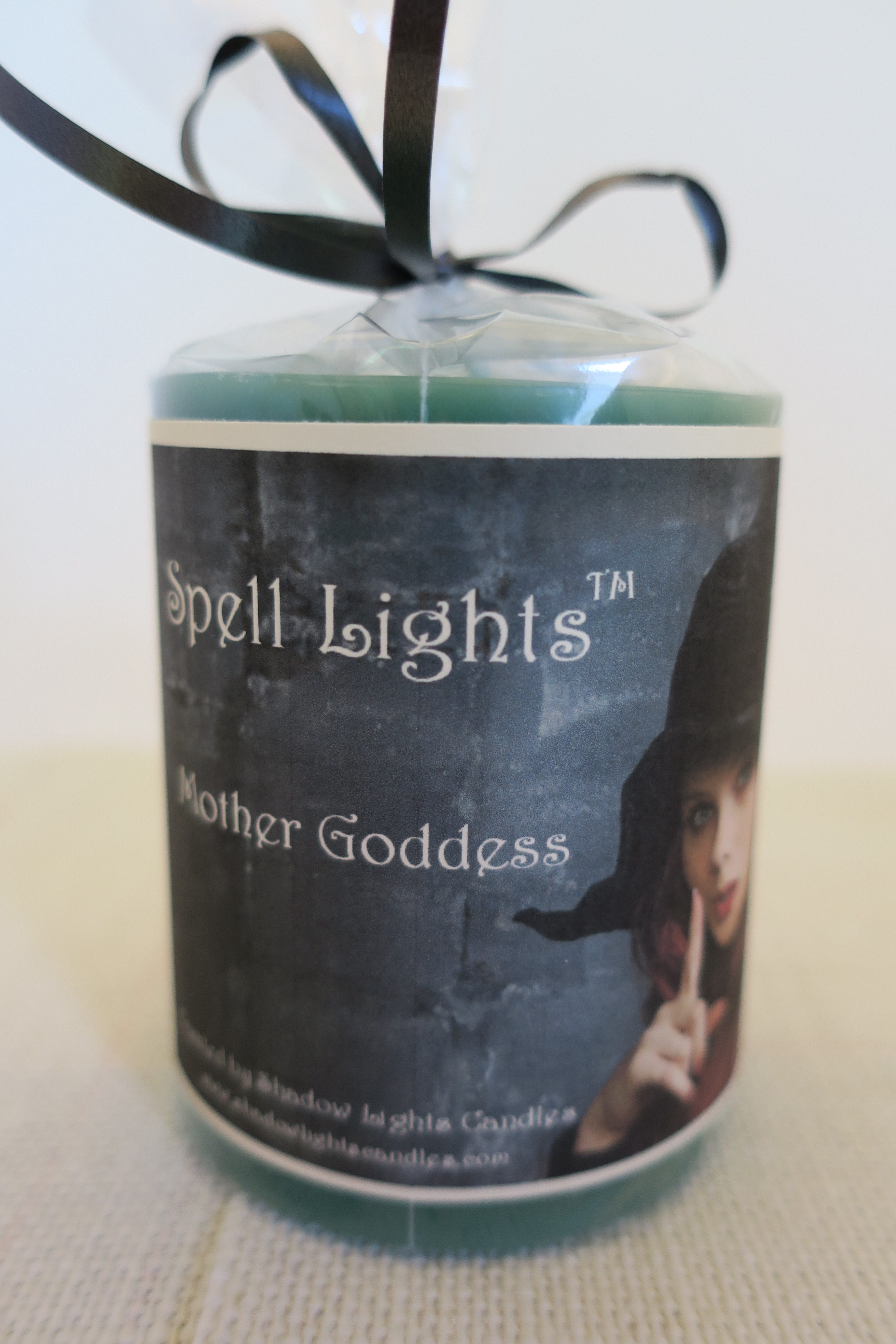 Spell Lights  Mother Goddess Candle