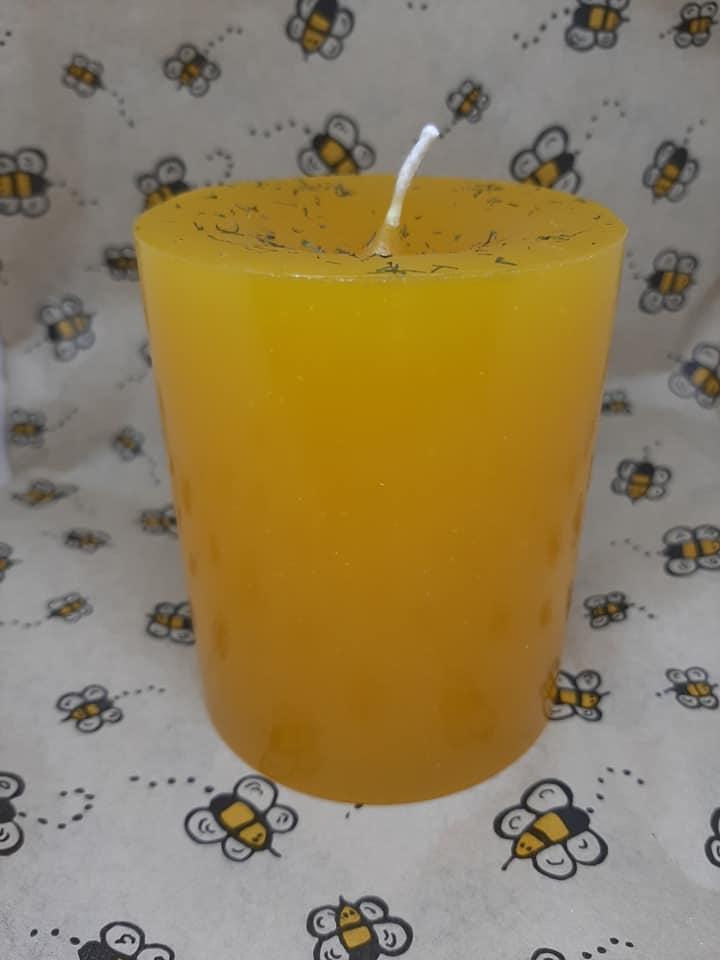 Lemon and Dill Pillar